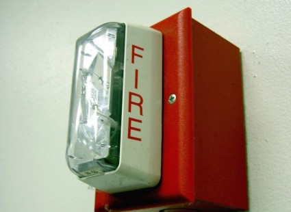 What does a public fire alarm system look like these days? image