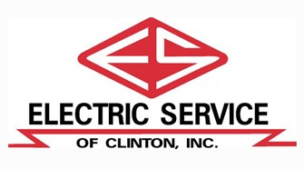 Electric Service of Clinton, Inc - NECA Member logo