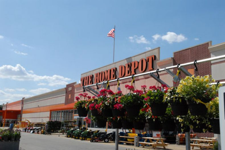 The Home Depot  -  Bettendorf IA