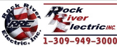 Rock River Electric, Inc - NECA Member logo